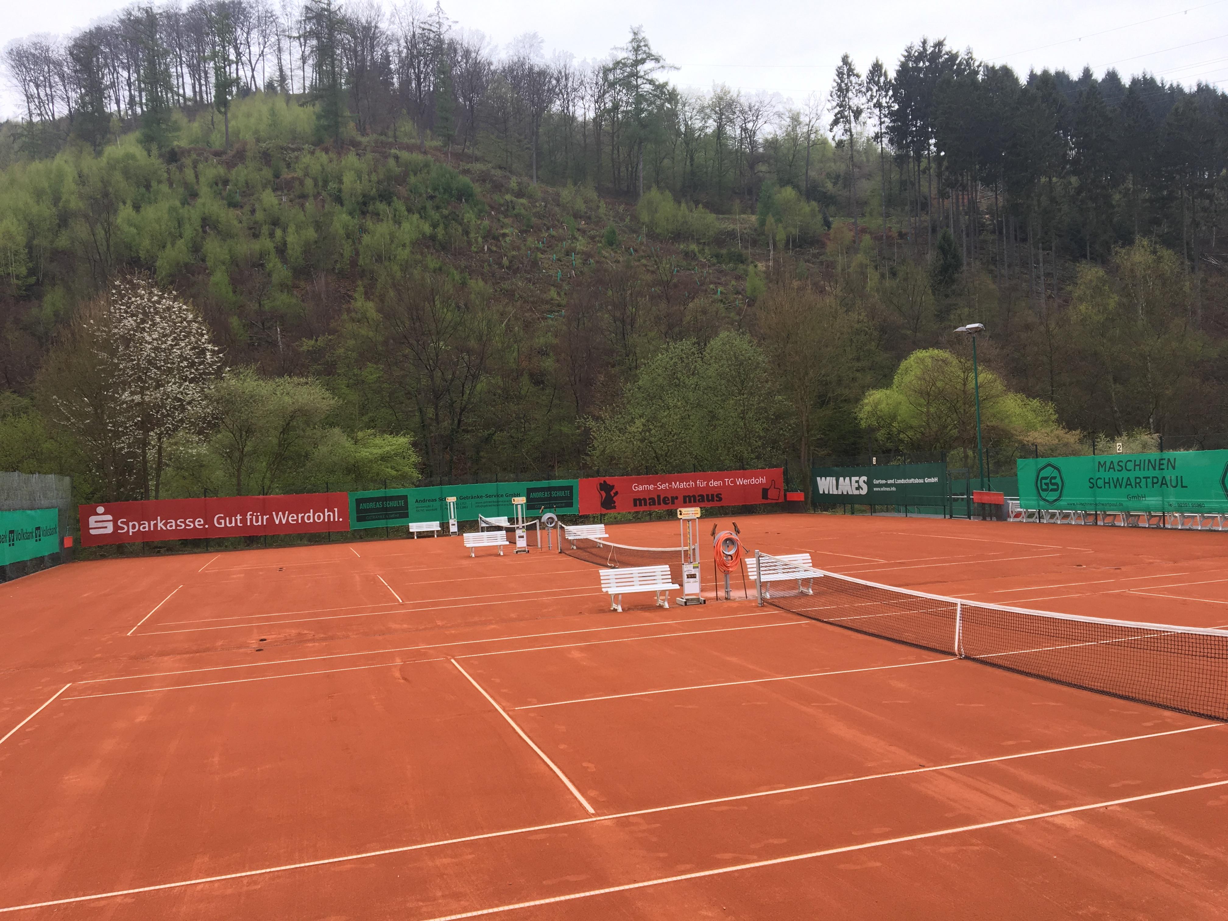 Platzeröffnung – Tennisclub Werdohl